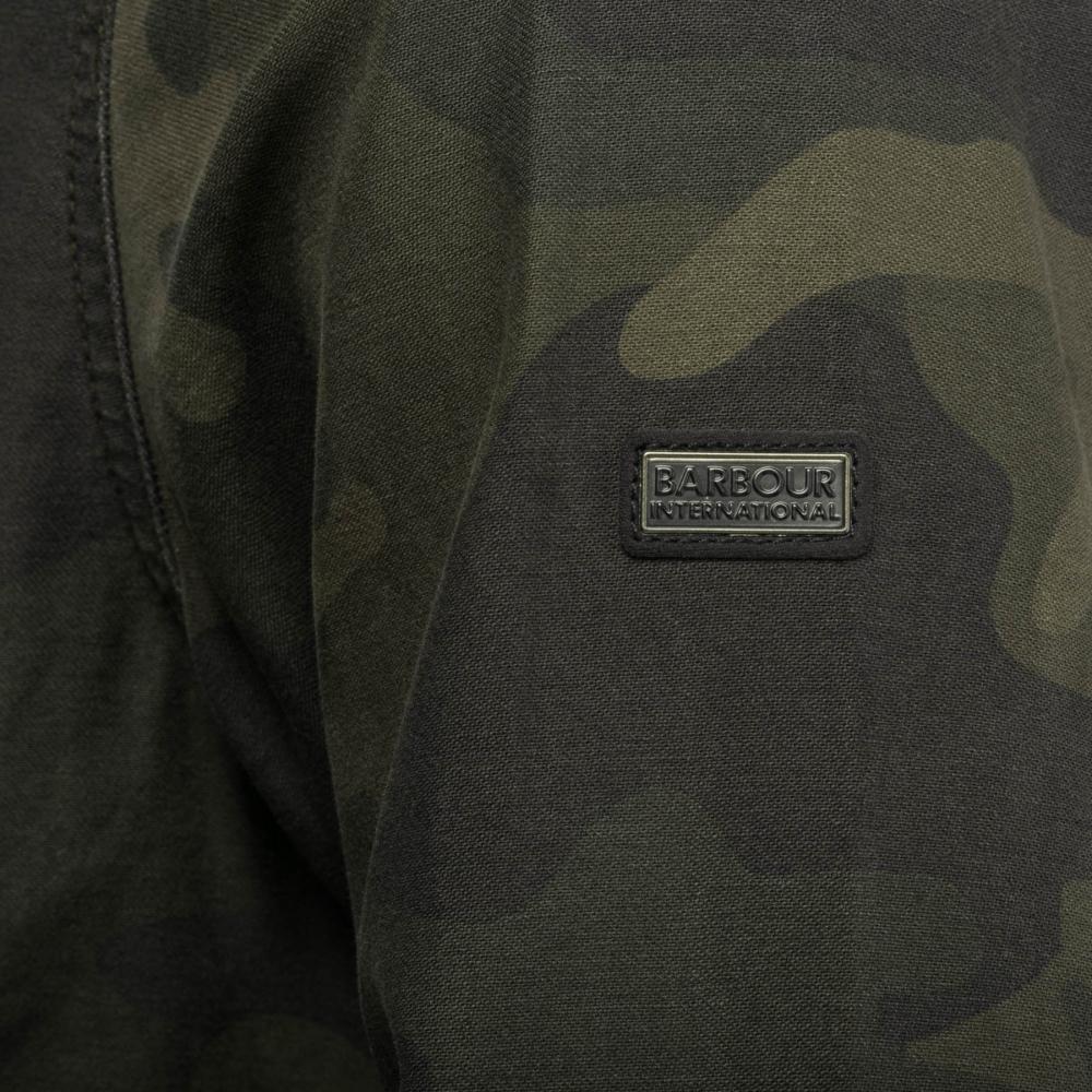 a6a082b59e890 Barbour International Camo Mens Overshirt - Mens from CHO Fashion ...