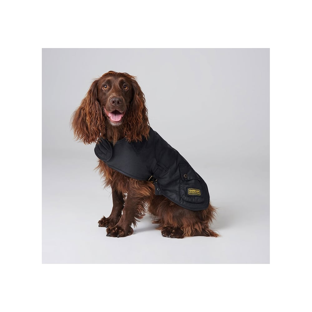 Barbour International Dog Coat Womens From Cho Fashion