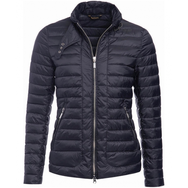 Barbour International Firth Womens Quilt Womens From Cho