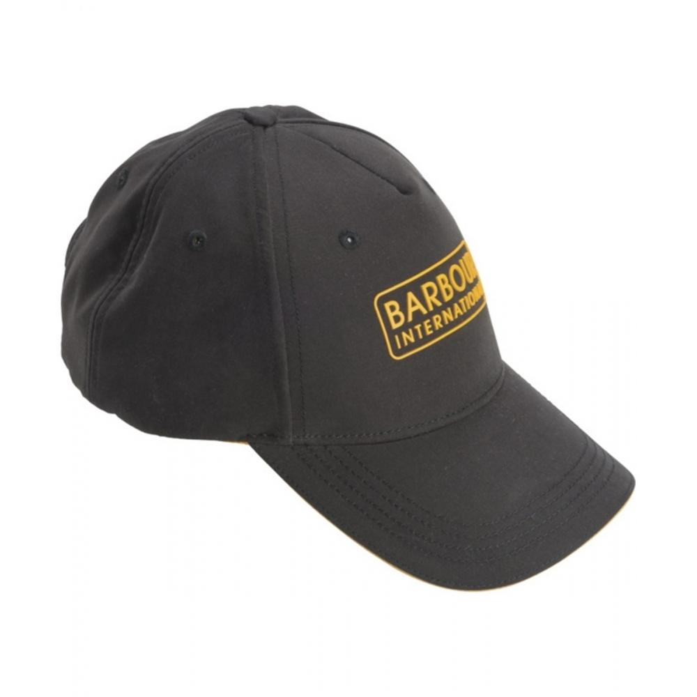 Barbour International Hudson Mens Sports Cap - Mens from CHO Fashion ... 48c0b36df00