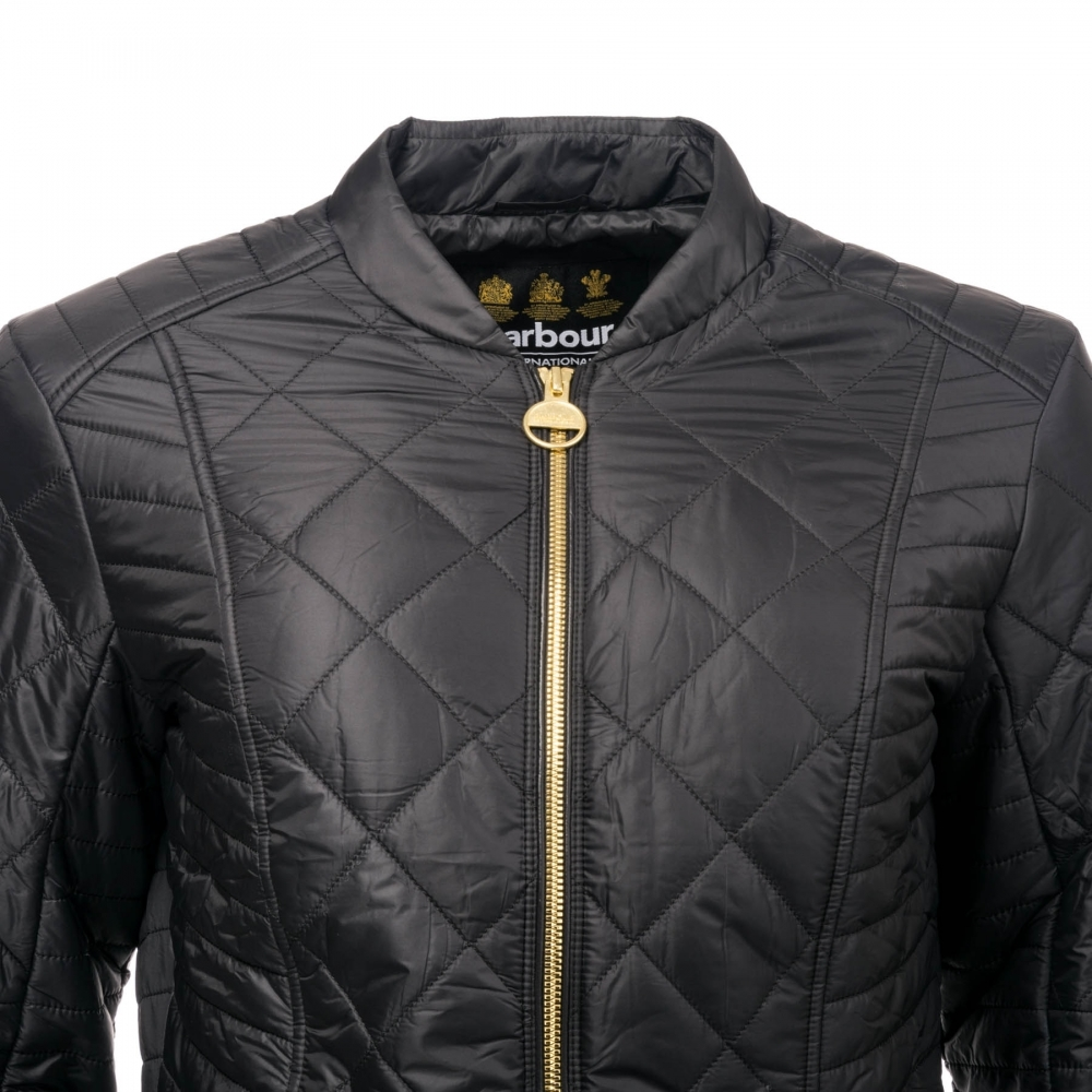 b82b42058f77 Barbour International Sprinter Quilted Womens Jacket - Womens from ...