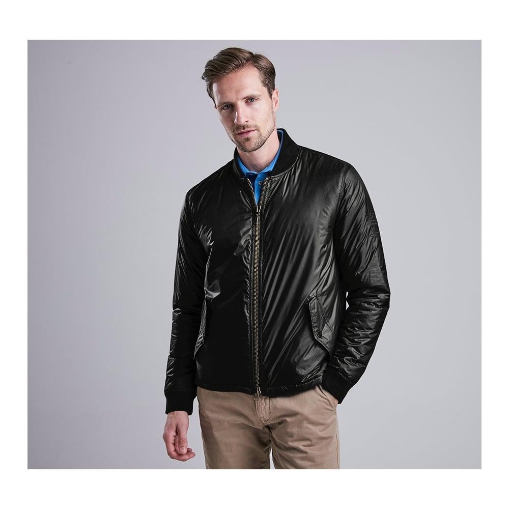 Barbour International Steve Mcqueen Quilted Jacket