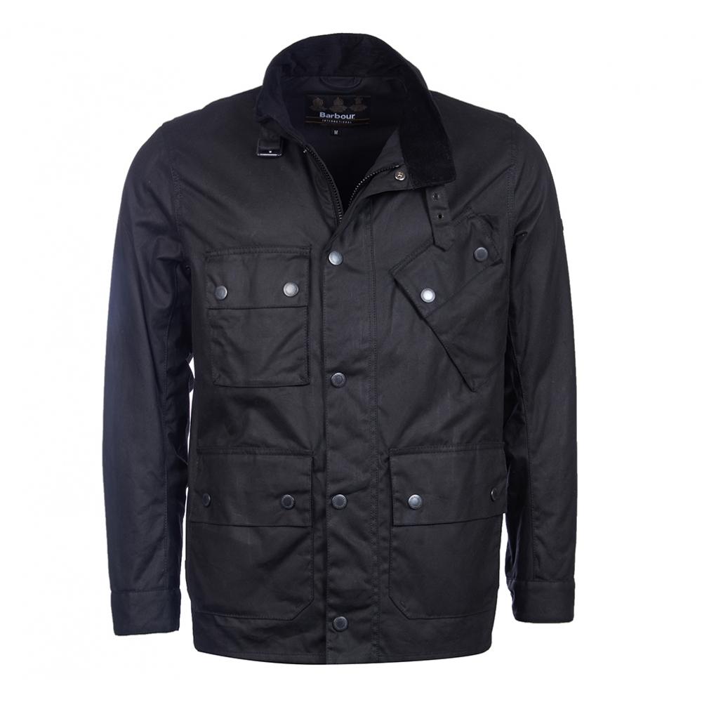 49afff6df8a3 Barbour International Tyne Mens Wax Jacket - Mens from CHO Fashion ...