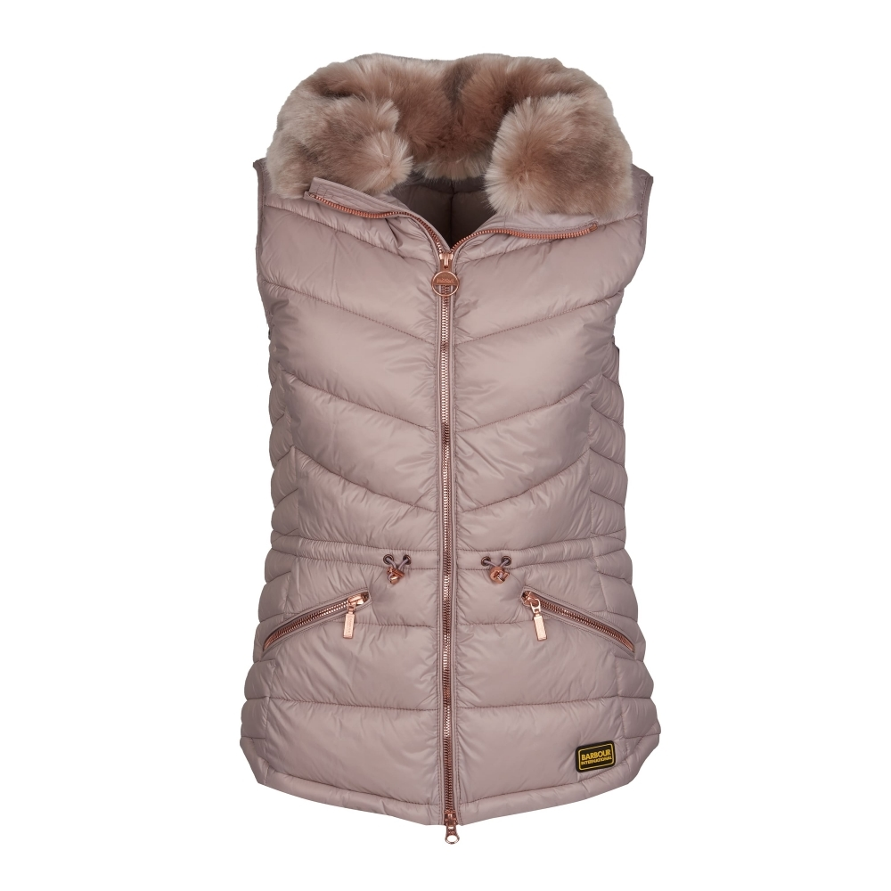 barbour victory gilet