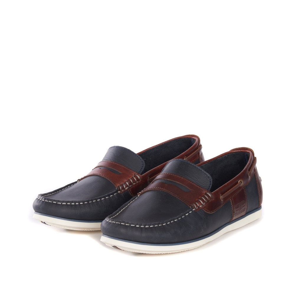 a97bb66e Barbour Keel Mens Boat Shoes - Footwear from CHO Fashion and ...
