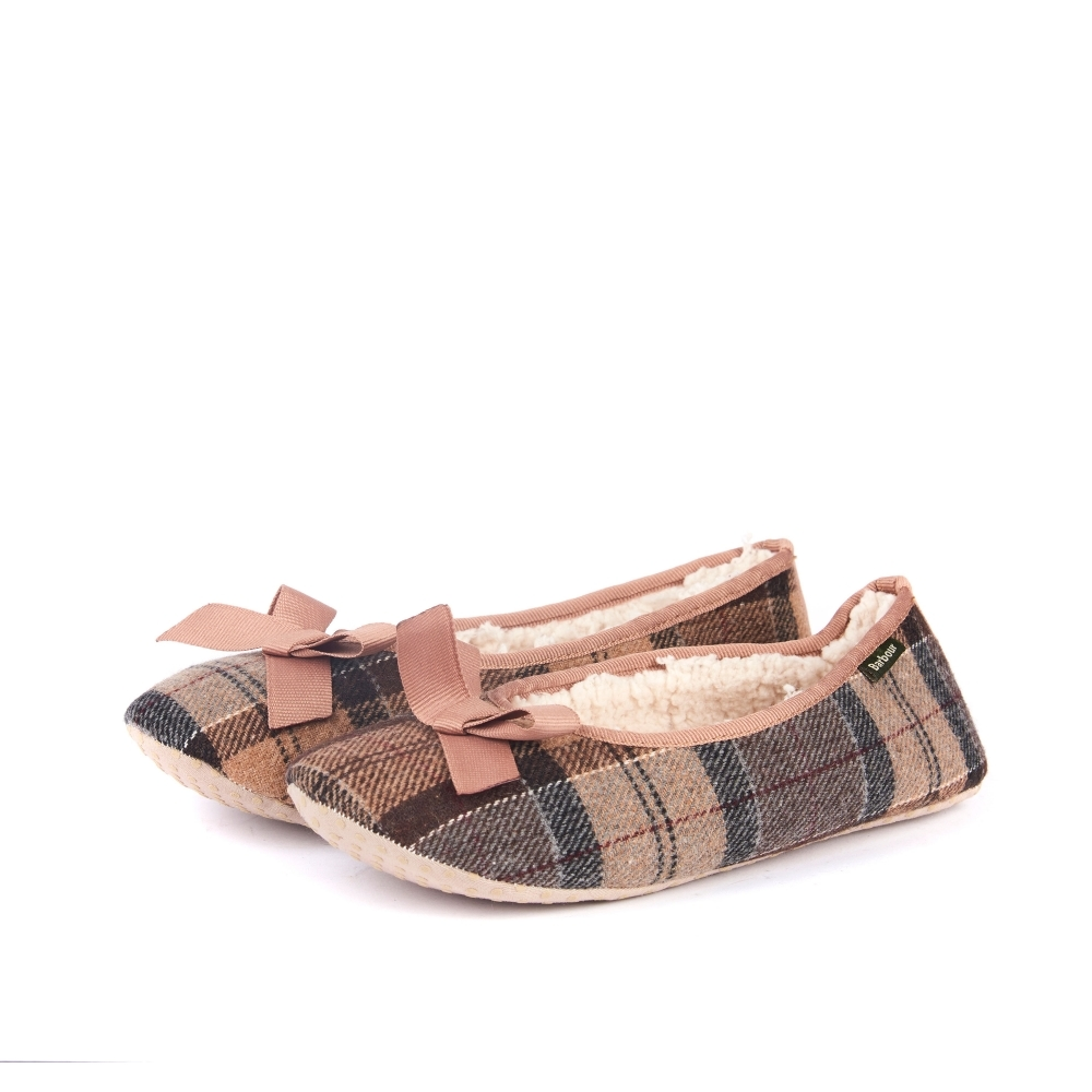 Barbour Lily Womens Slippers - Footwear