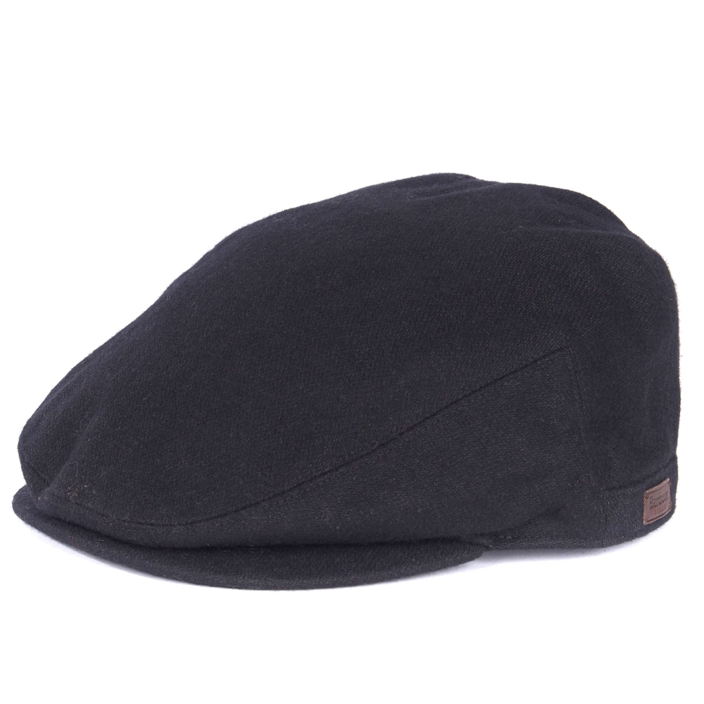 Barbour Melton Bakerboy Mens Flat Cap - Accessories from CHO Fashion ... caaaa22a5b0