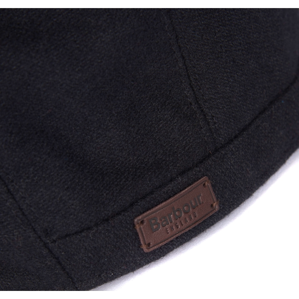 Barbour Melton Bakerboy Mens Flat Cap - Accessories from CHO Fashion ... 9f3f2abac05