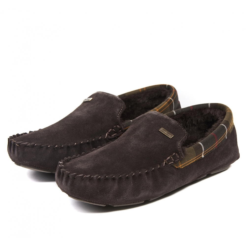 9354e45c7791 Barbour Monty Moccasin Mens Slippers - Footwear from CHO Fashion and ...