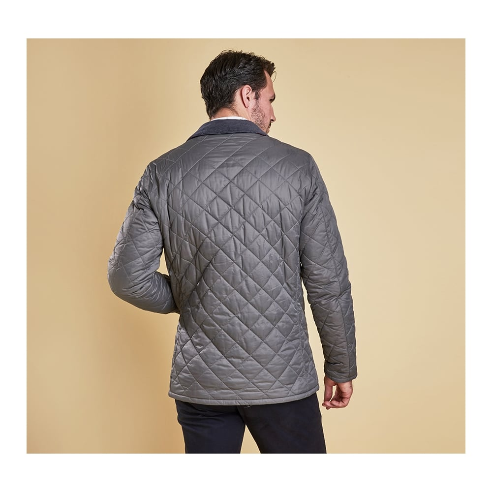 Quilted jacket mens fashion 92