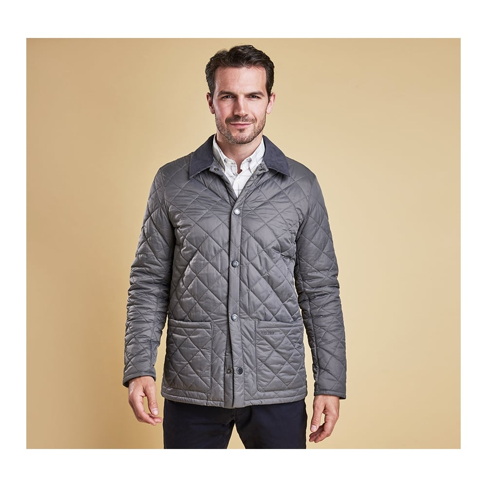 quilted clothing jacket michael stewart powell jackets black medium quilt from barbour