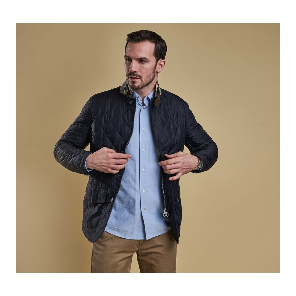 jacket asp quilted mens discounted sell purple a barbour sale navy quilt