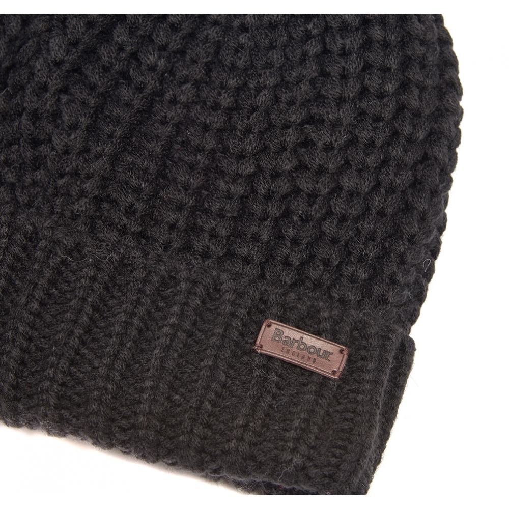 9f50c3e2ec3d1 Barbour Saltburn Womens Beanie - Accessories from CHO Fashion and ...