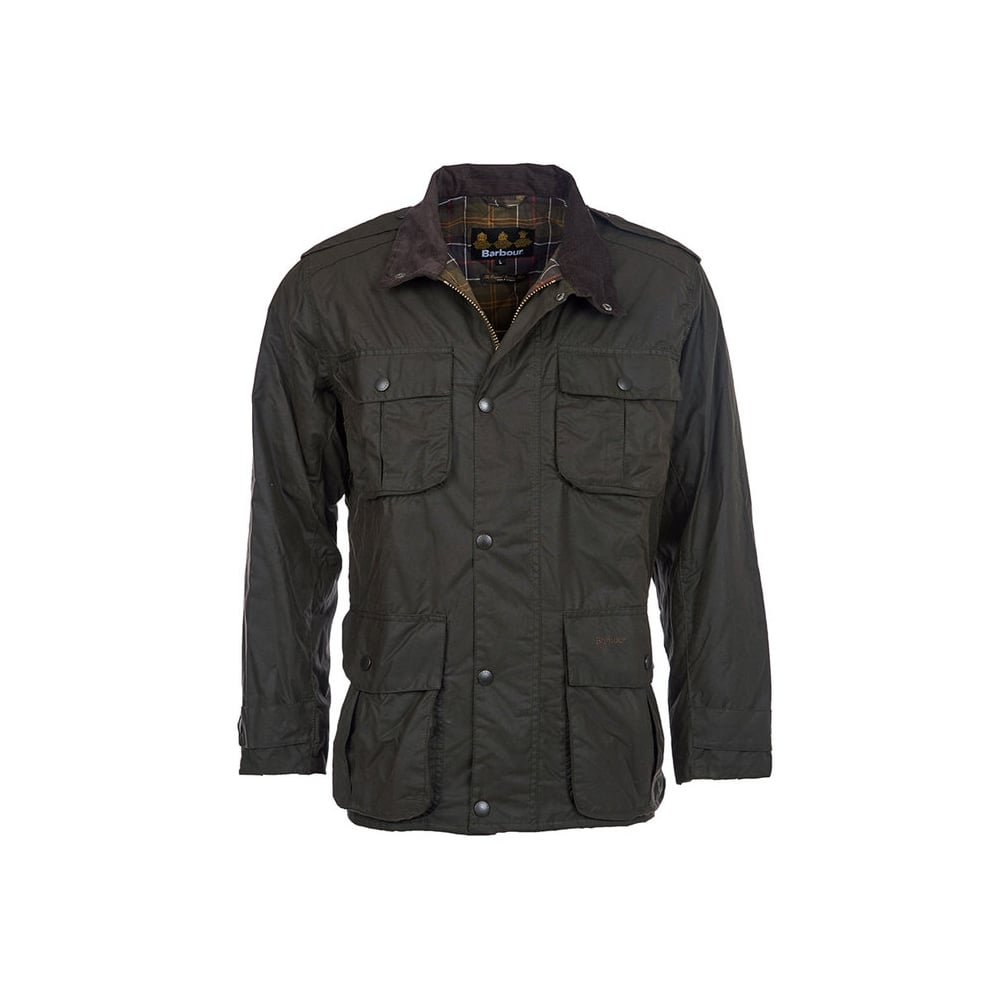 2ef5266dd441f Barbour Trooper - Mens from CHO Fashion and Lifestyle UK