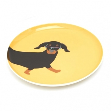 Barking Side Plate (V)