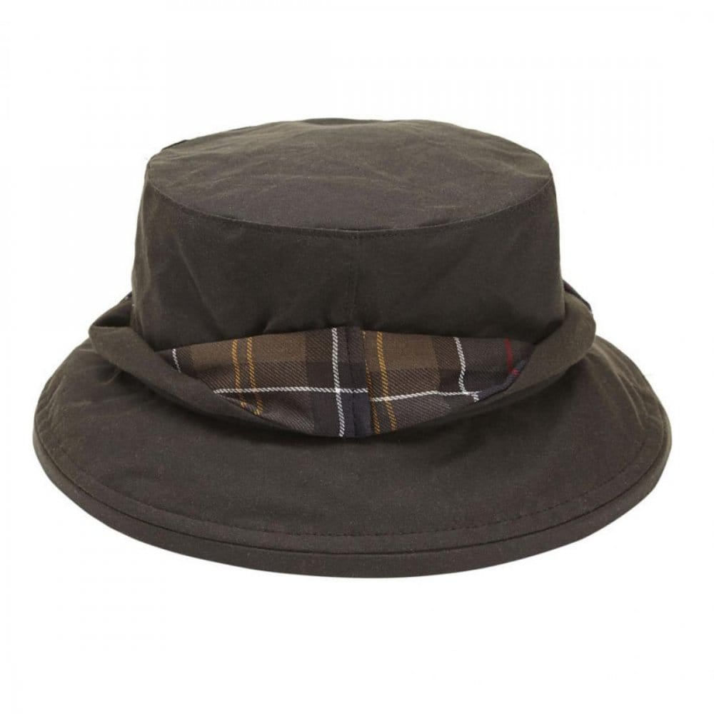 Barbour Beckley Tartan Ladies Wax Hat - Accessories from CHO Fashion ... 82de8abc10d