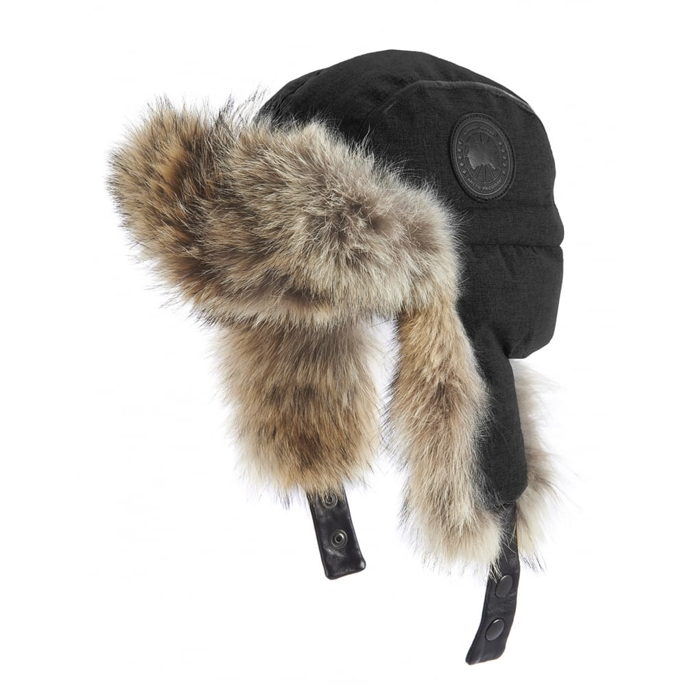 60d5d7a2f4ae9 Canada Goose Black Label Mens Aviator Hat - Accessories from CHO ...