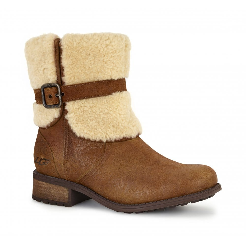 ugg blayre ii leather boot footwear from cho