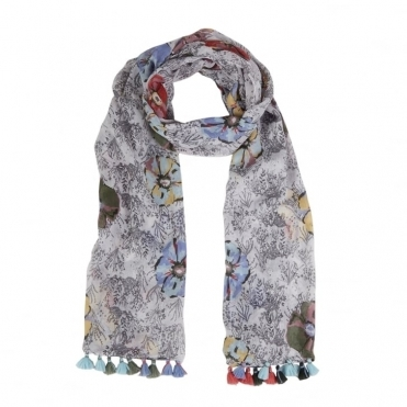 Blooming Lovely Scarf