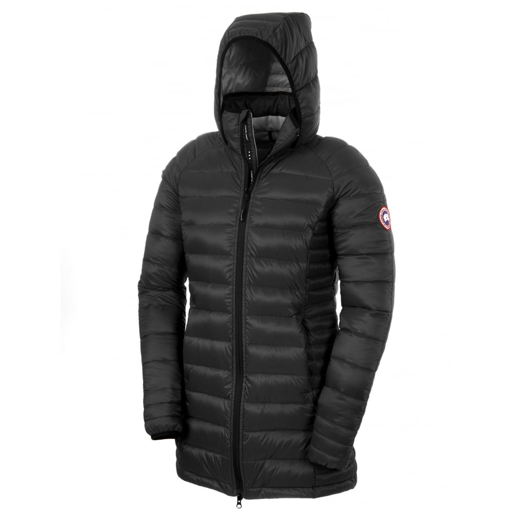 Blazers Canada: Canada Goose Brookvale Ladies Hooded Jacket