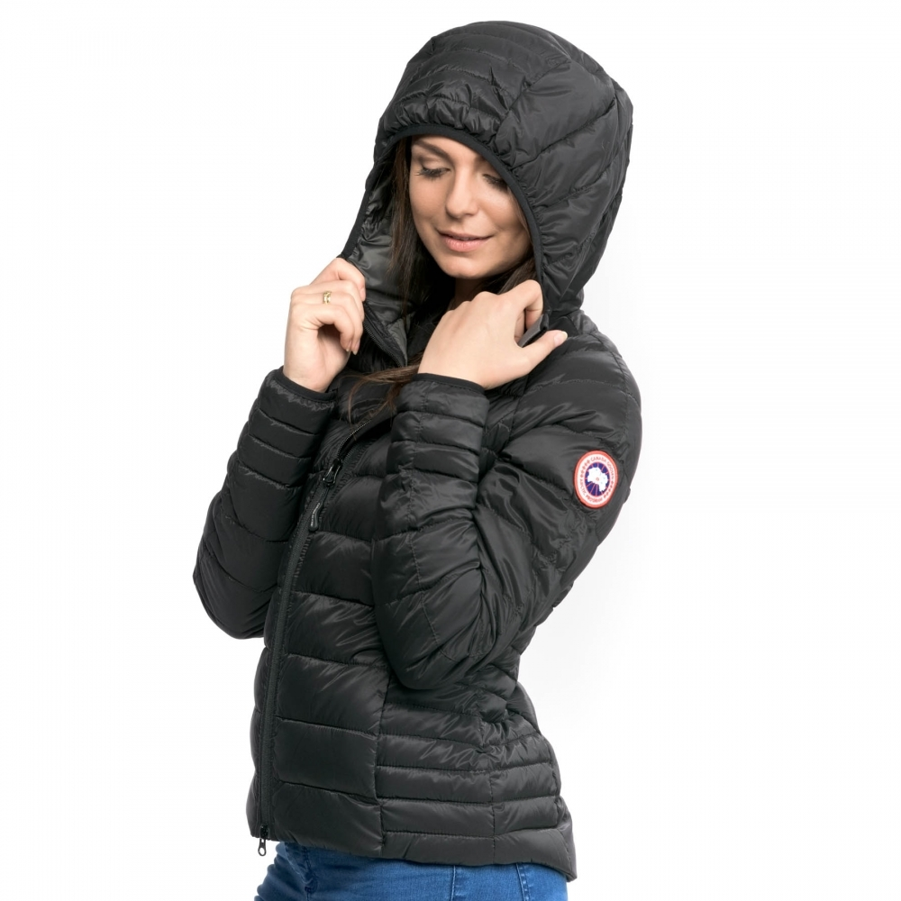 23dab81ea10 Canada Goose Brookvale Ladies Hooded Jacket - Womens from CHO ...