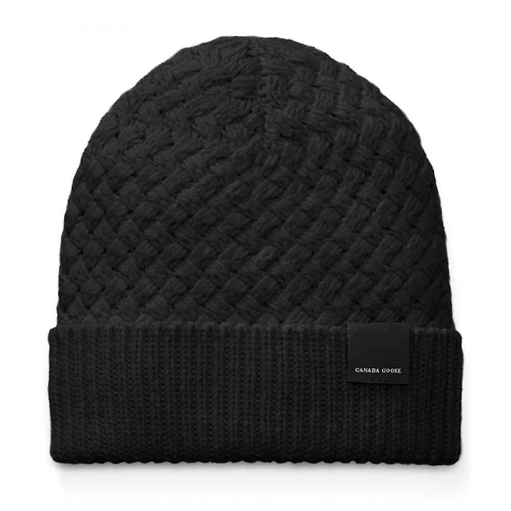 00ff9b55085 Canada Goose Basket Stitch Womens Toque - Accessories from CHO ...