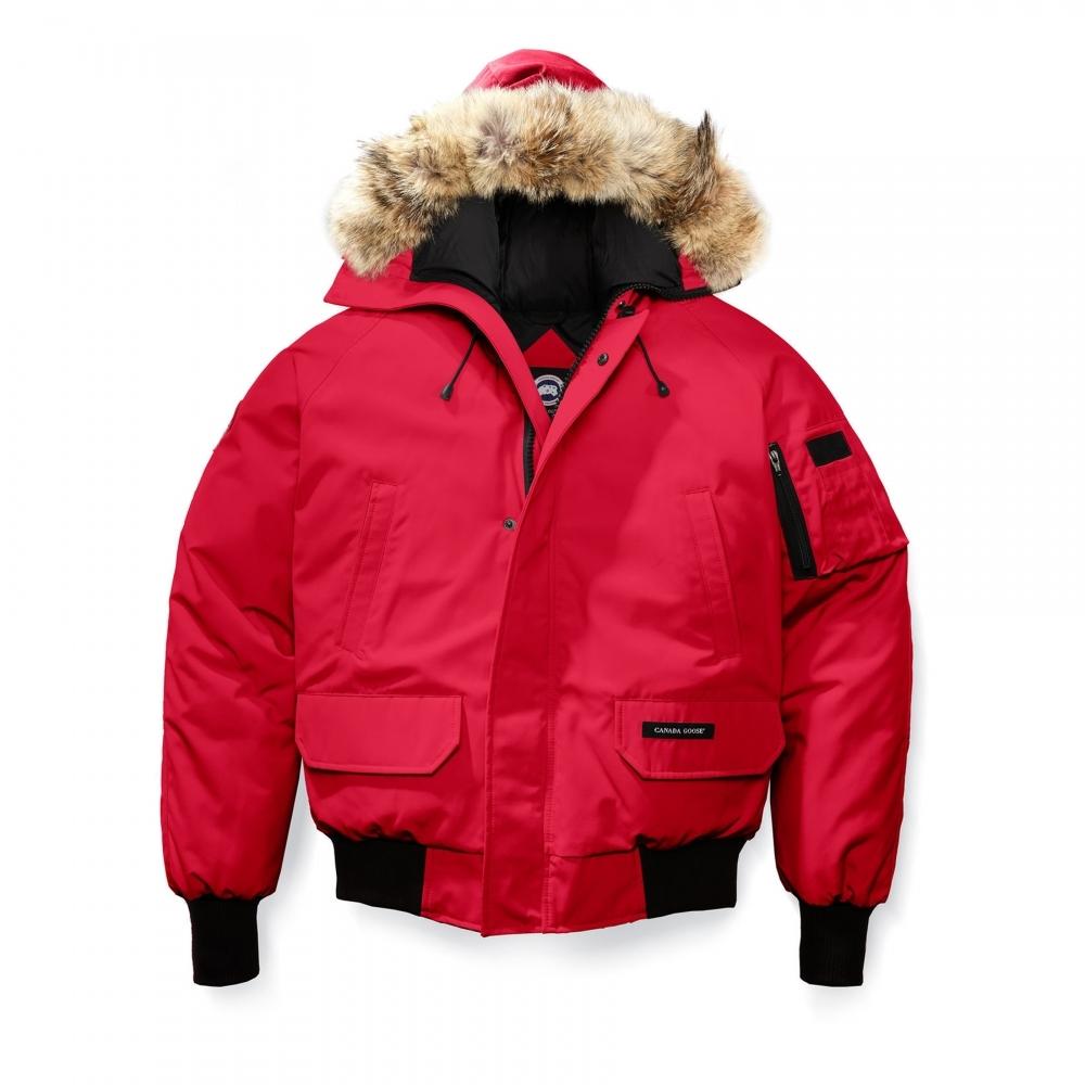 canada goose jacket fur