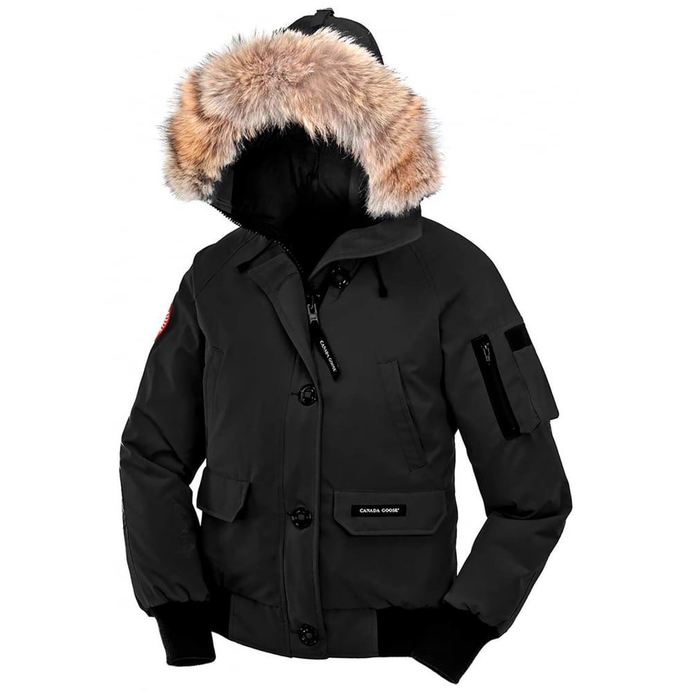 Canada Goose Chilliwack Ladies Bomber Jacket - Womens from CHO Fashion and  Lifestyle UK f72b706e9a