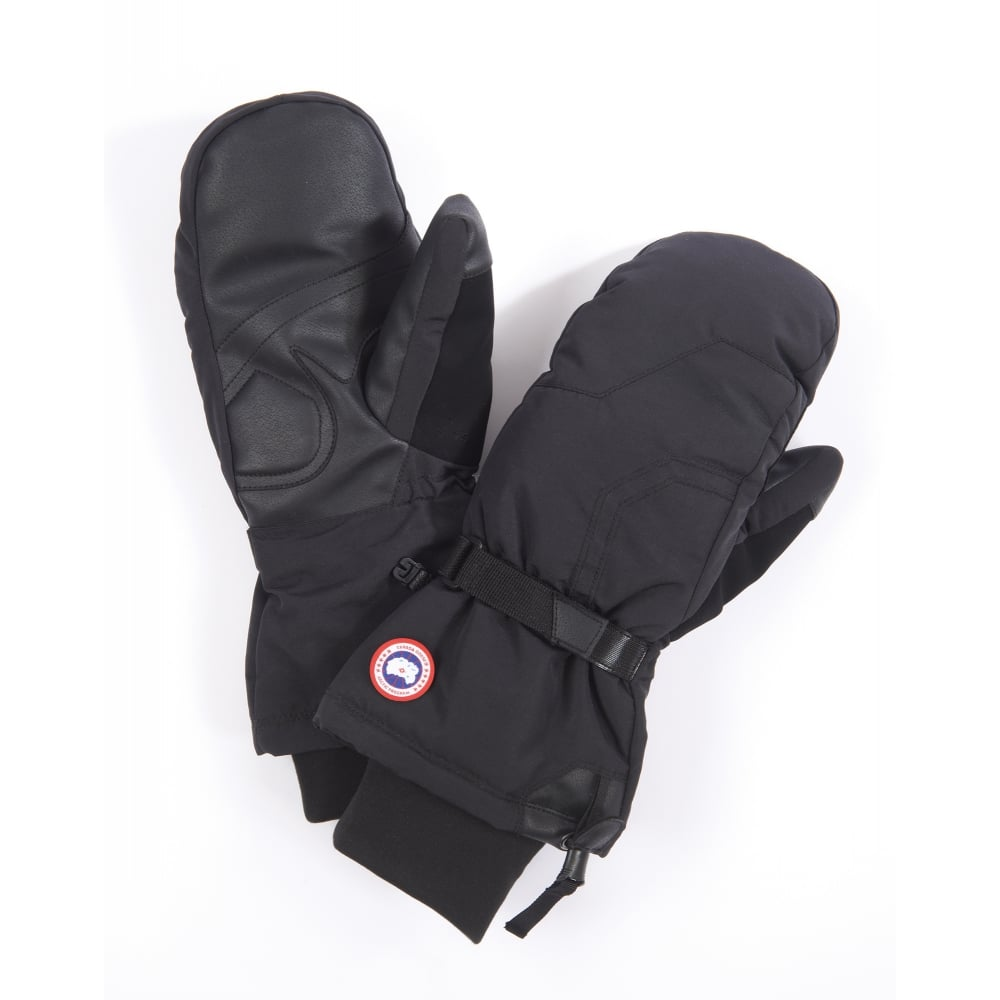 Down Mens Mitts