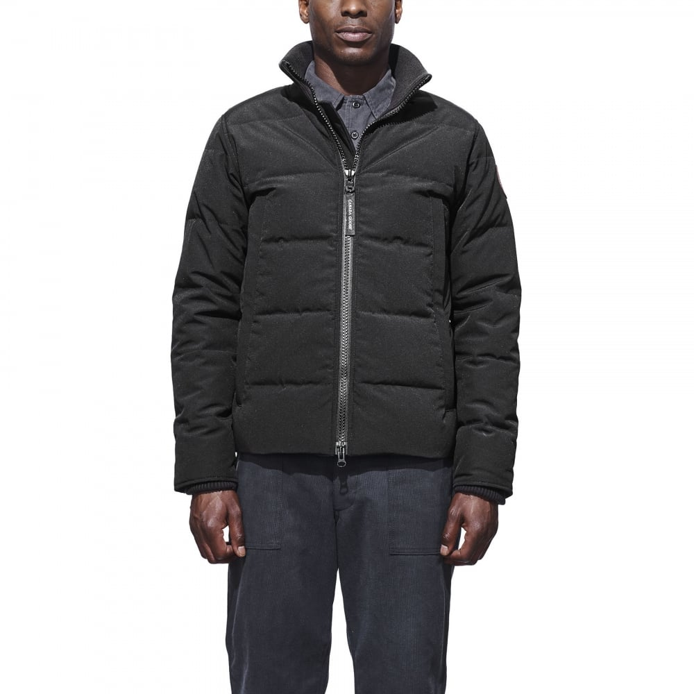 d14a782ba Canada Goose Woolford Mens Jacket - Mens from CHO Fashion and ...