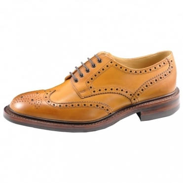 Chester Rubber Sole Mens Brogue