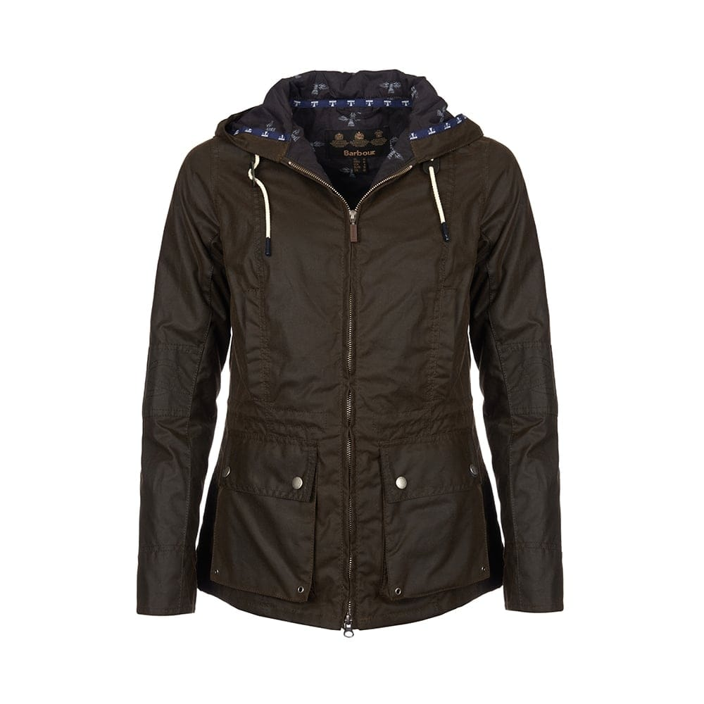 Womens barbour jackets uk