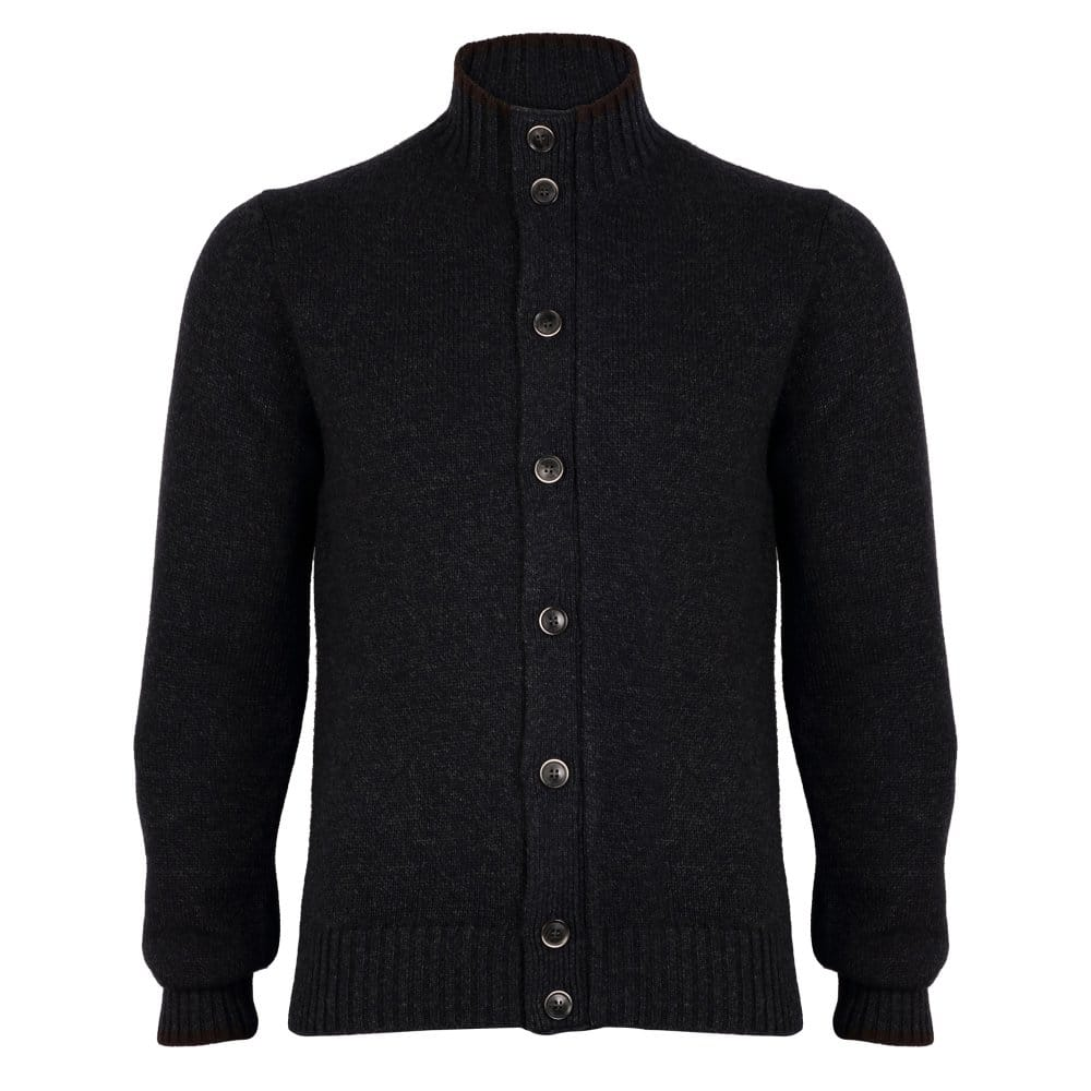 Hackett Chunky Button Mens Cardigan - Mens from CHO Fashion and ...