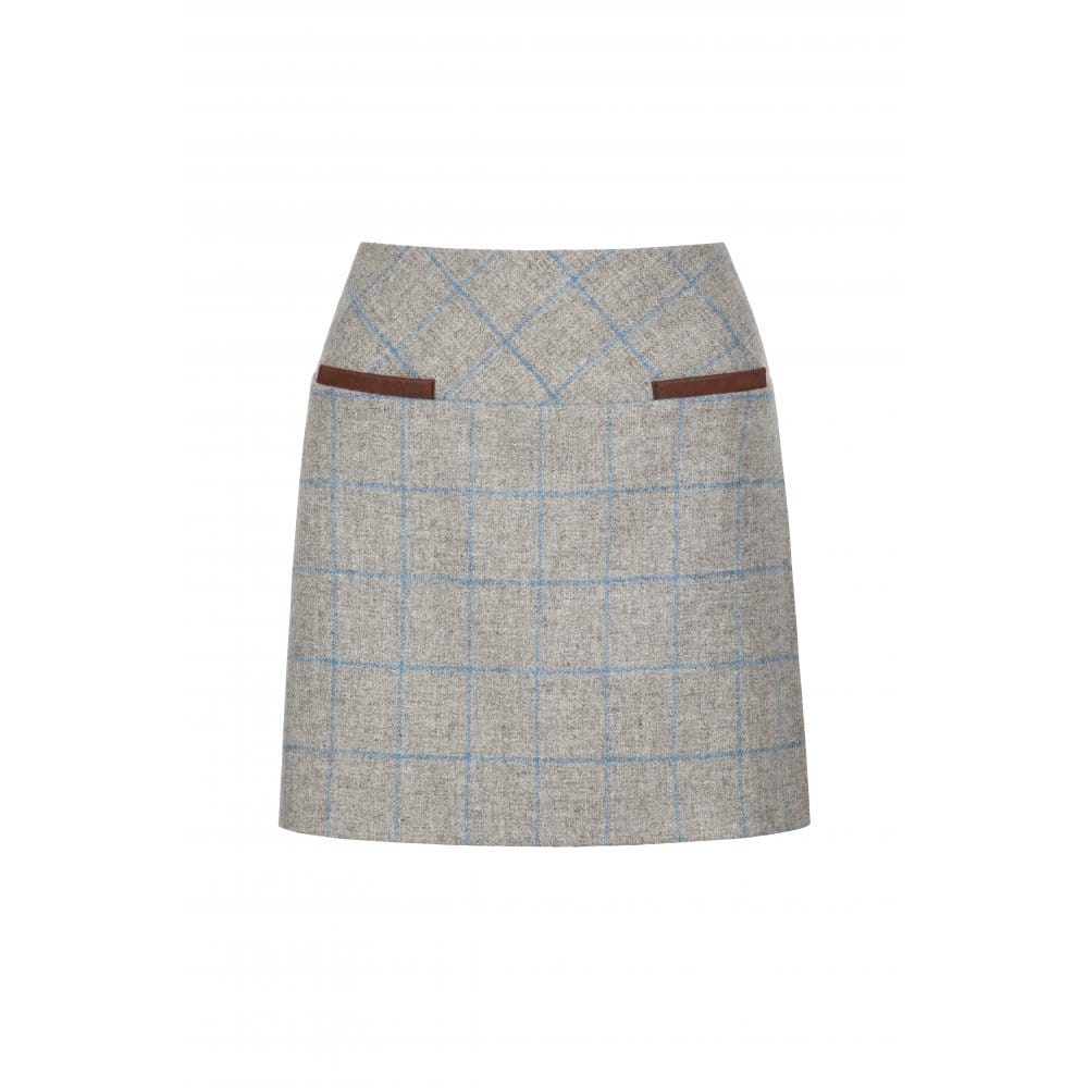 Dubarry Clover Tweed Mini Skirt - Womens from CHO Fashion and ...