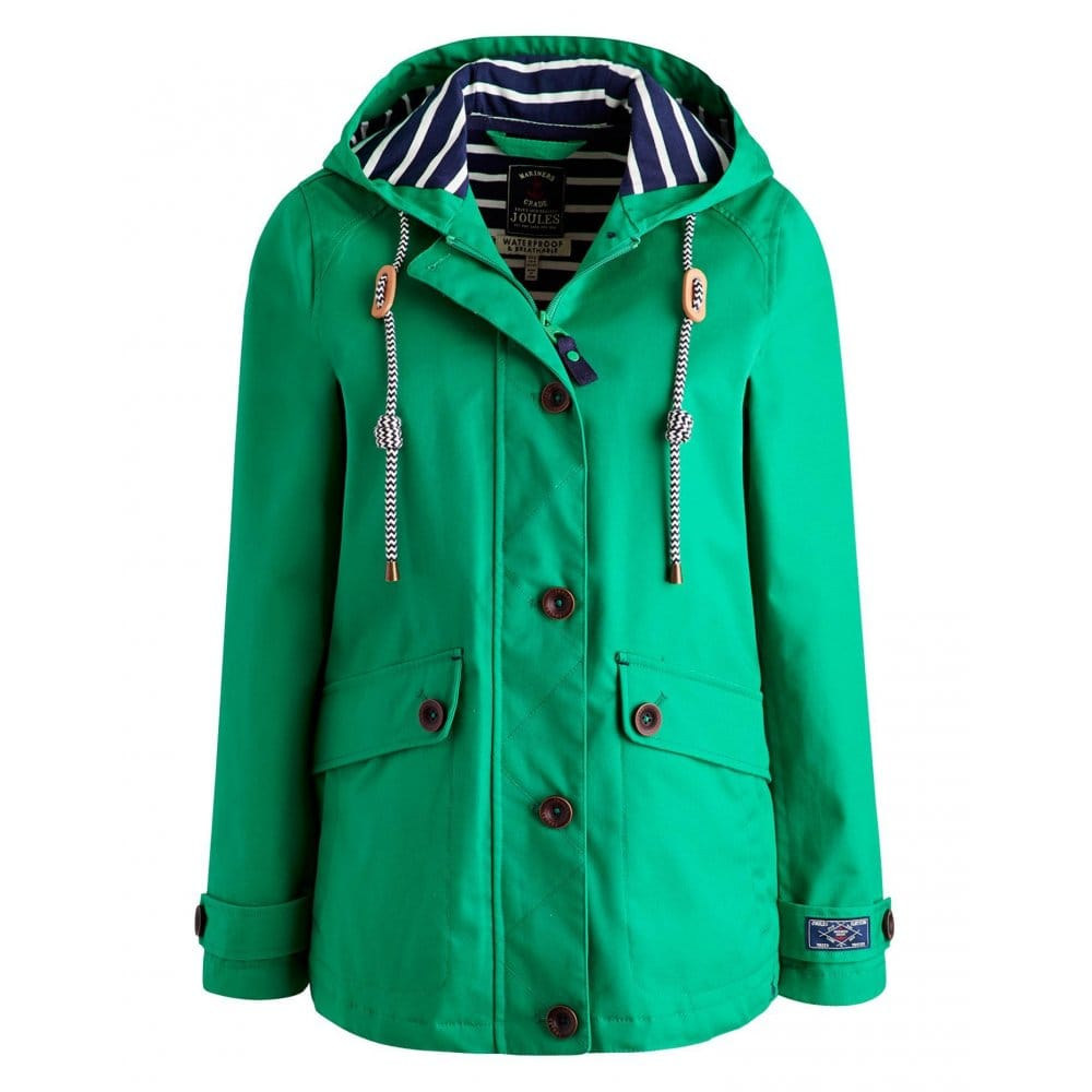 Joules Coast Ladies Waterproof Jacket (S) - Womens from CHO ...