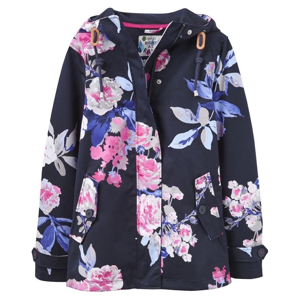150256d55 Joules Coast Print Waterproof Hooded Ladies Jacket (W) - Womens from ...