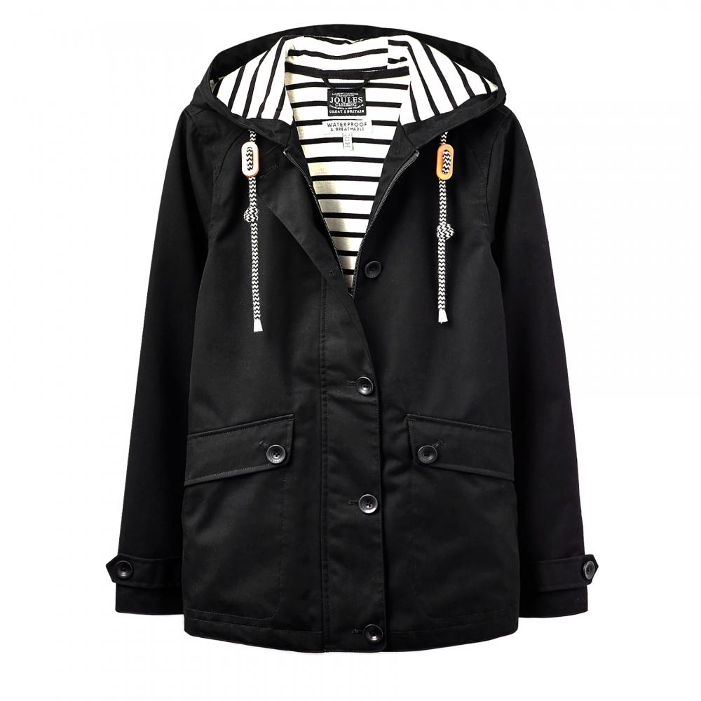 5431bf5b8 Joules Coast Waterproof Hooded Ladies Jacket (W) - Womens from CHO ...