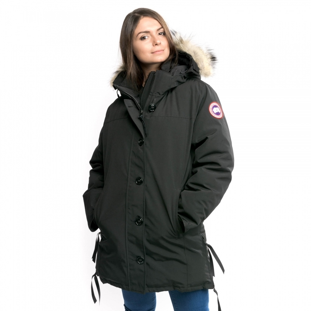 ec46fd59c Canada Goose Dawson Ladies Parka - Womens from CHO Fashion and ...