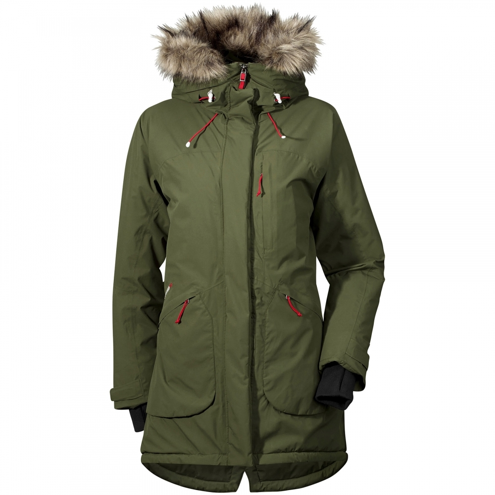 Didriksons Nancy Womens Parka