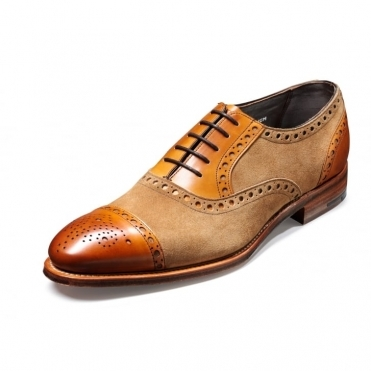 Dover Mens Oxford Shoe