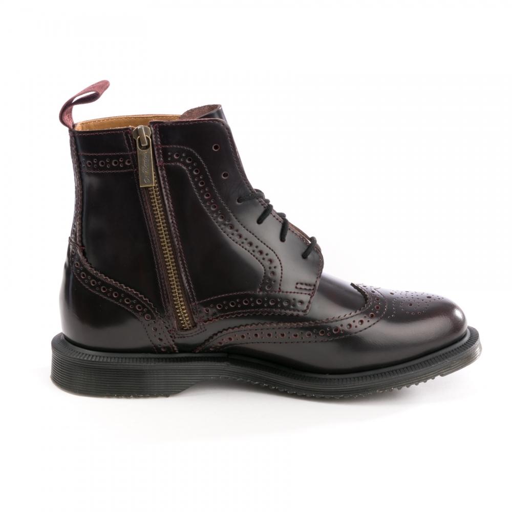 dr martens brogue boots