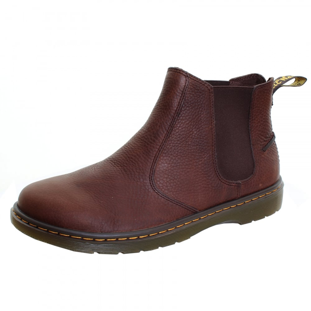 dr martens lyme mens chelsea boot mens from cho fashion and lifestyle uk. Black Bedroom Furniture Sets. Home Design Ideas