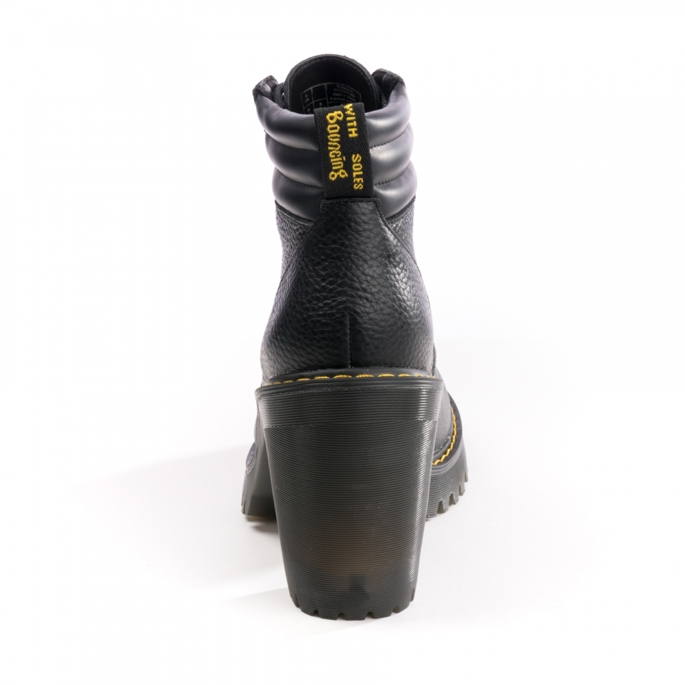 b981e35ef739 Dr Martens Persephone Aunt Sally Womens Heeled Boot - Womens from ...
