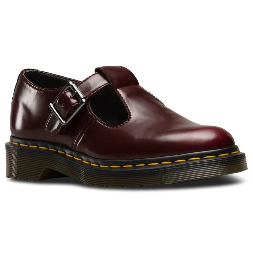 aeb7d2820dcc Dr Martens Womens Vegan Polley Shoe - Womens from CHO Fashion and ...