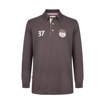 Driscoll Mens Long Sleeve Rugby Shirt