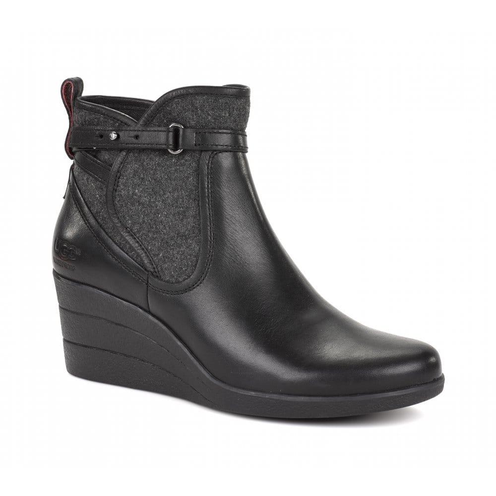 e1e51f14ecc Emalie Ladies Leather Boot