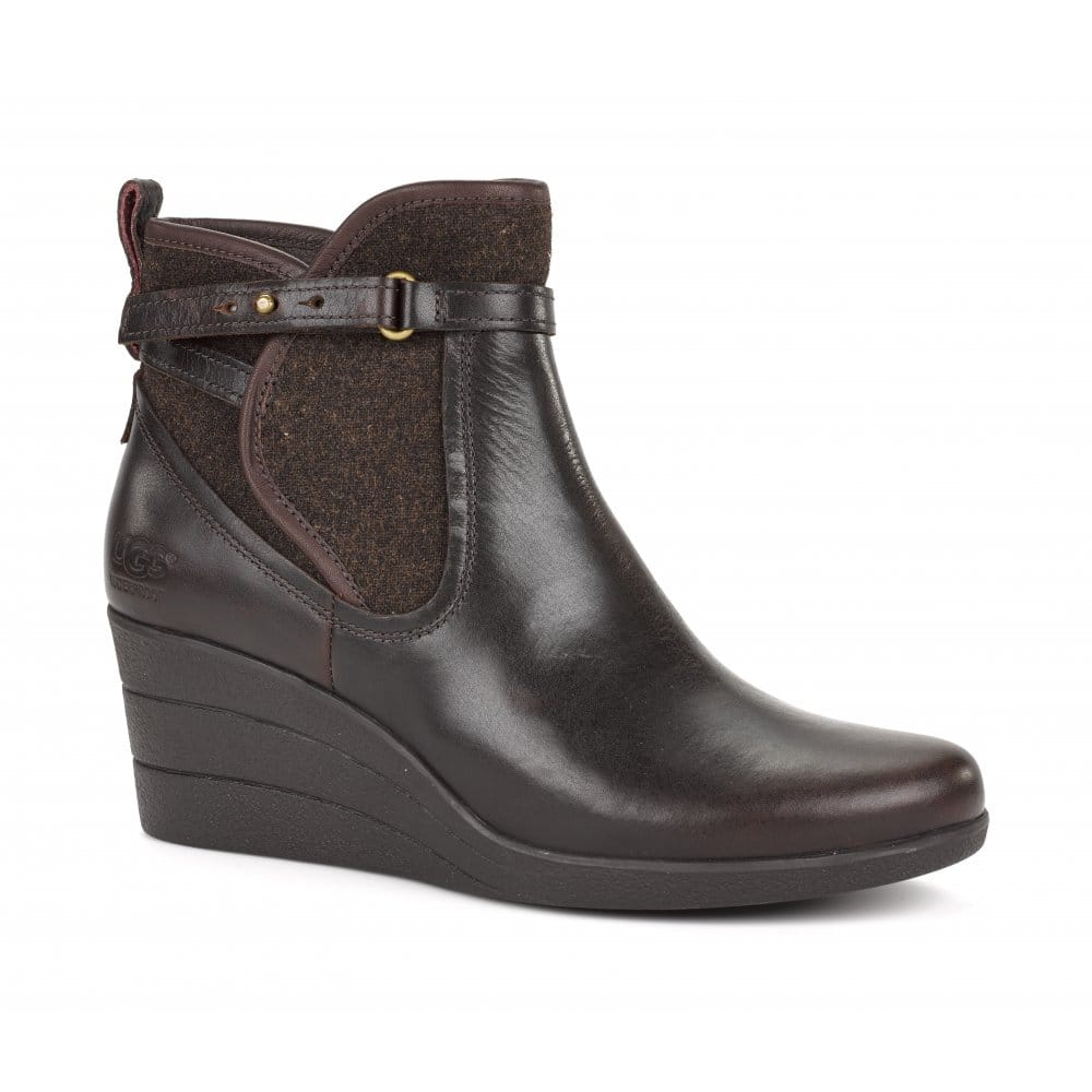 Ugg Kesey Canada Brown Shoes