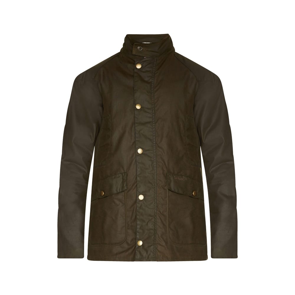 340f39902a05 Barbour Equindale Mens Wax Jacket - Mens From CHO Fashion .