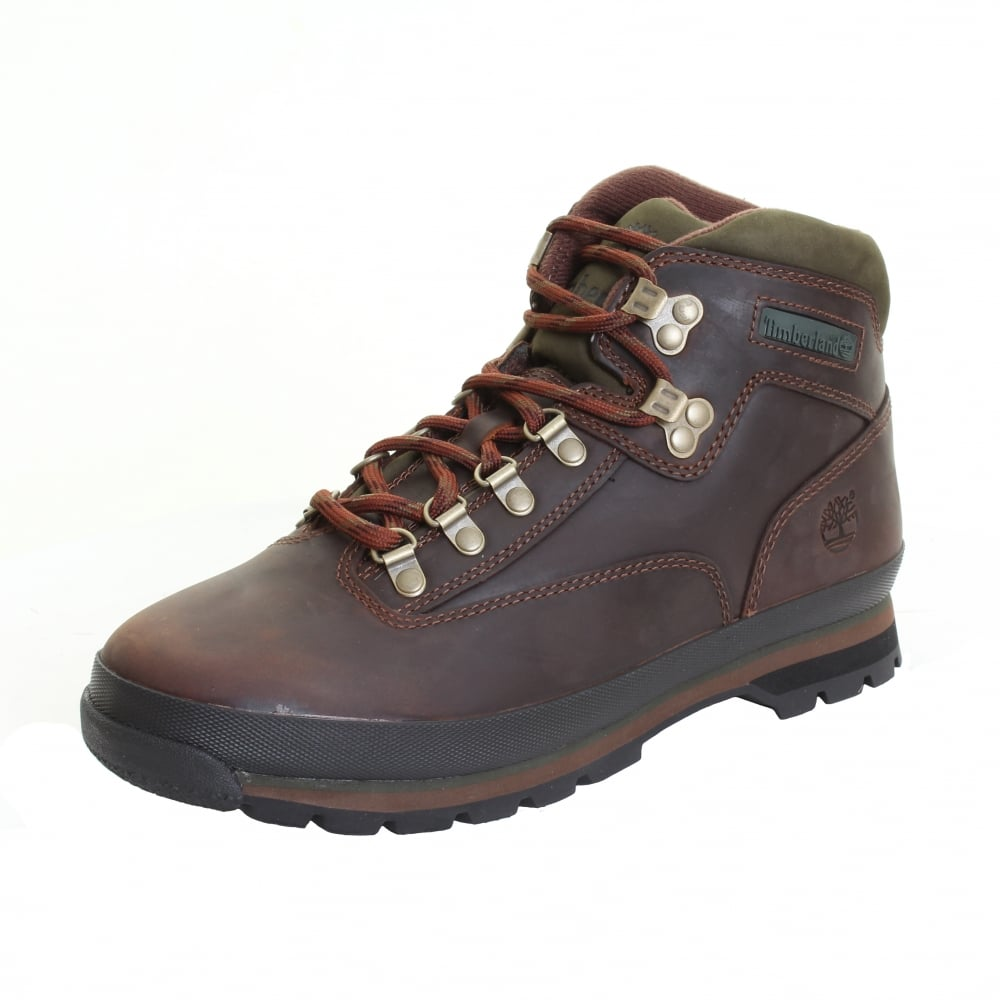 6e1b357dd41 Euro Hiker Mens Mid Leather Boot