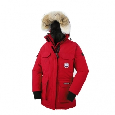 Expedition Ladies Parka